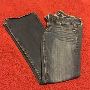 American Eagle Artist stretch jeans size 6 regular